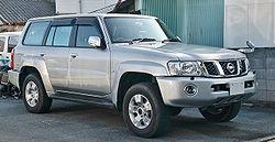Nissan Safari 4.2 TD (5 dr)