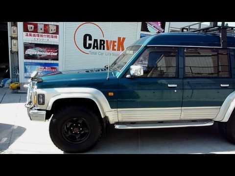 Nissan Safari 4.5 i AT