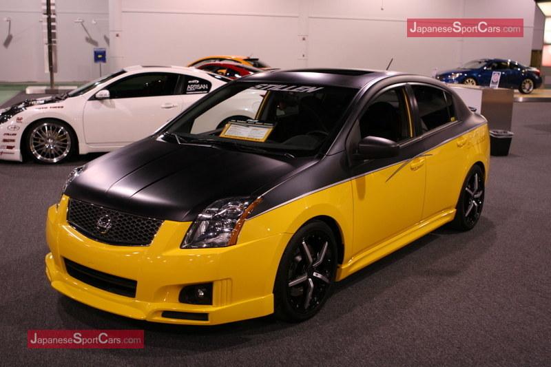 Nissan Sentra SE-R
