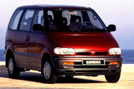 Nissan Serena 2.0 16V