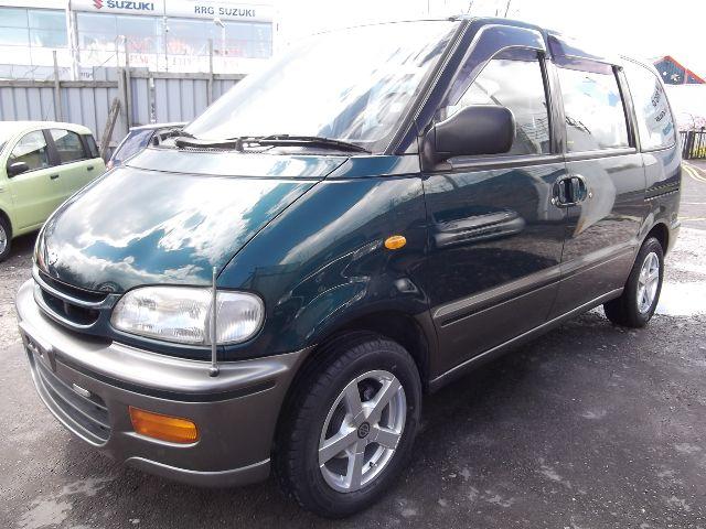 Nissan Serena 2.0 D