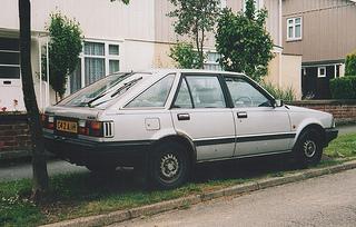 Nissan Stanza 1.6