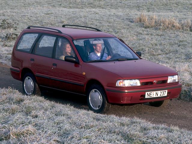 Nissan Sunny 2.0 Wagon