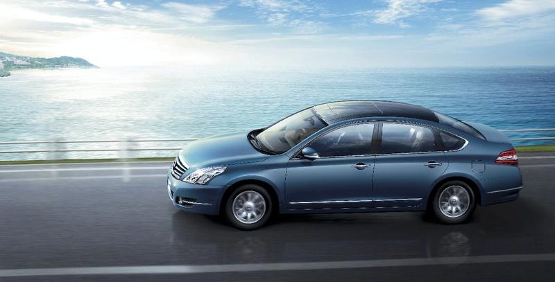 Nissan Teana 3.5 CVT Luxury