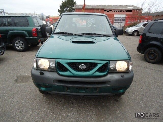 view of nissan terrano 2 7 tdi photos video features and tuning of vehicles. Black Bedroom Furniture Sets. Home Design Ideas