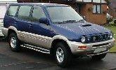 Nissan Terrano 2.7 TD 4WD MT