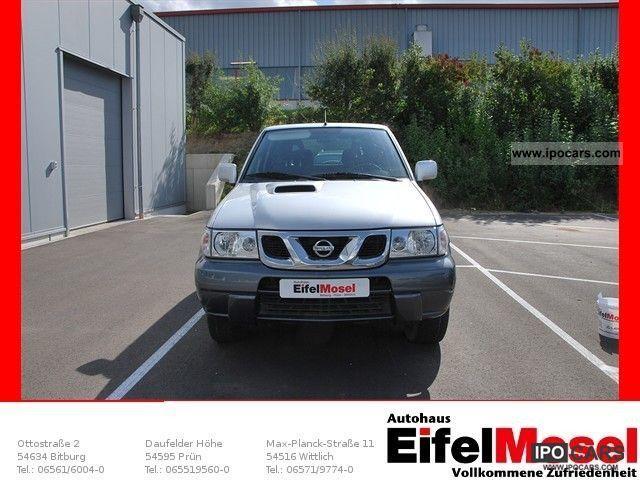 Nissan Terrano 3.0 Di Elegance