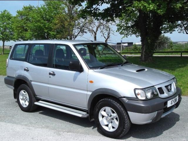 Nissan Terrano II 2.7 TDi