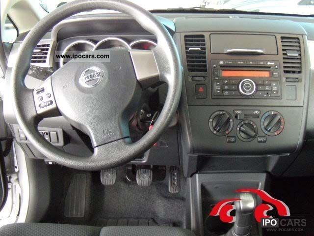 Nissan Tiida 1.6 Visia