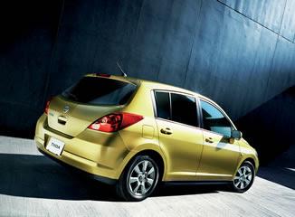 Nissan Tiida 1.8 MT Elegance (U--2-)