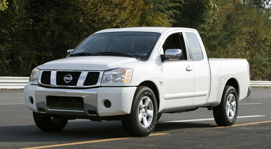 Nissan Titan Crew Cab