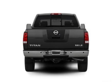 Nissan Titan King Cab 4x4