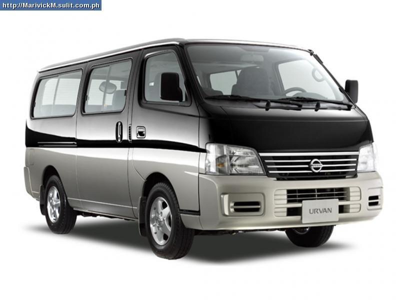 Nissan Urvan 2.0