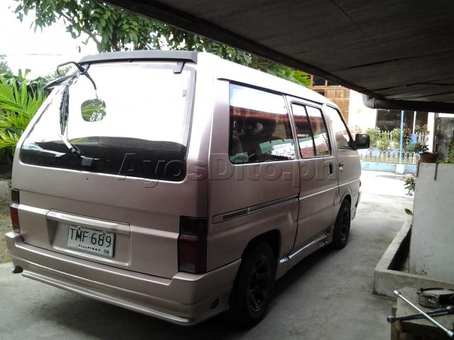 Nissan Vanette 1.5