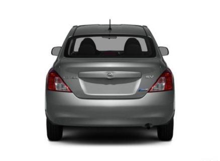 Nissan Versa 1.8 S Hatchback