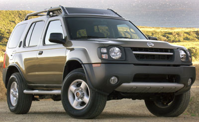 Nissan X-Terra 3.3 i V6 Turbo MT