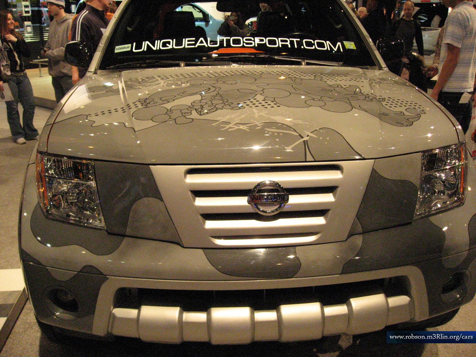 Nissan Xterra 4.0