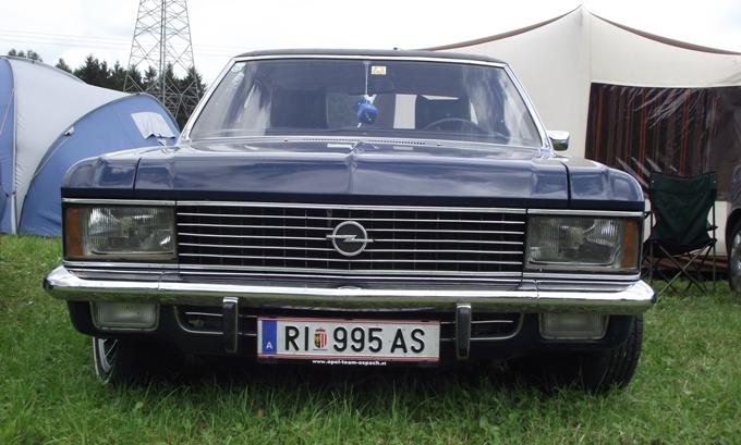 Opel Admiral 2.8