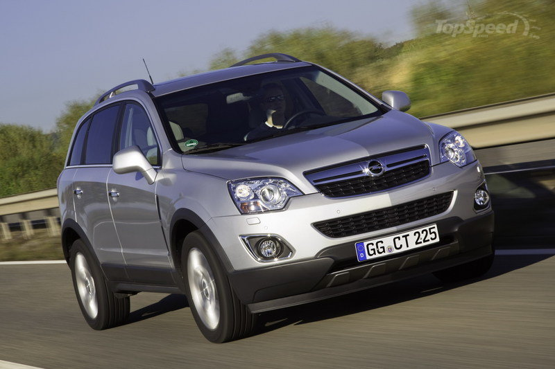 Opel Antara 2.4 140hp MT
