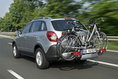 Opel Antara 2.4 140hp MT