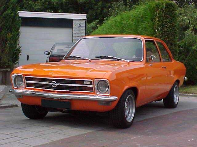 Opel Ascona 1.6