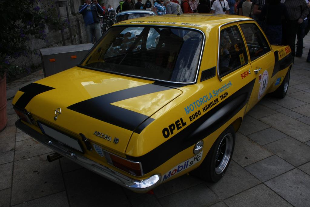 Opel Ascona 1.9 S