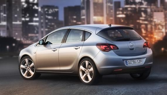 Opel Astra 1.3 CDTi Caravan
