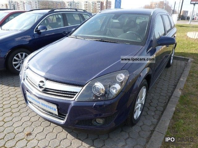 view of opel astra 1 6 caravan cng photos video features and tuning of vehicles. Black Bedroom Furniture Sets. Home Design Ideas