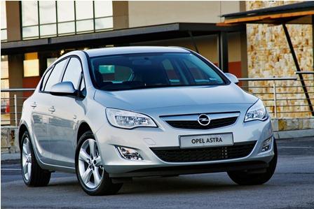 Opel Astra 1.6 Essentia