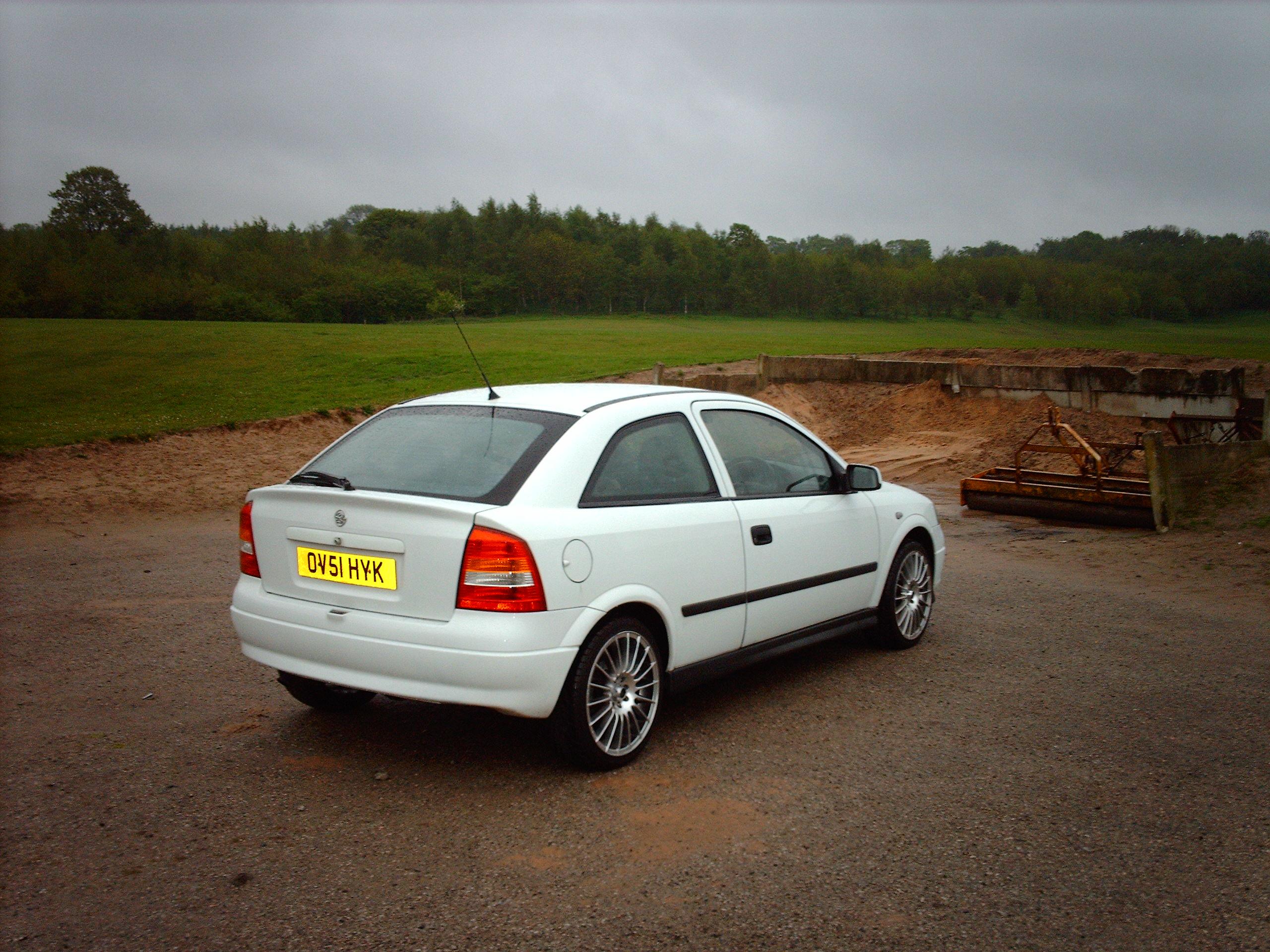 Opel Astra 1.7 DTI Eco