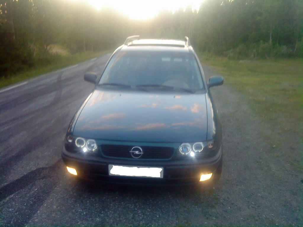 Opel Astra 1.8 Break