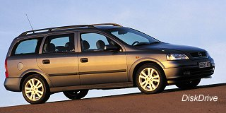 Opel Astra 1.8 Caravan