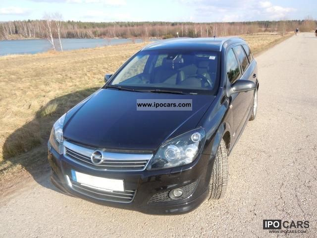 Opel Astra 1.8 Caravan Automatic