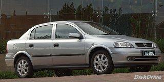 Opel Astra 1.8 Classic Elegance
