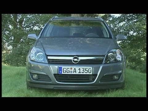 Opel Astra 1.9 CDTi Caravan