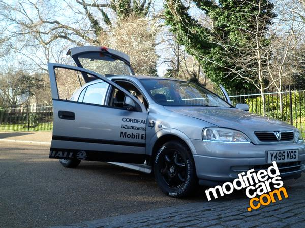 Opel Astra 1.4 i 16V