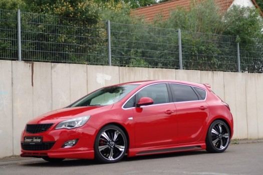 Opel Astra 1.4 Si
