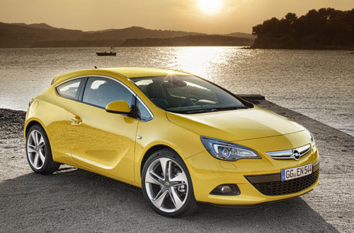 Opel Astra 1.4 Turbo 140hp AT Enjoy