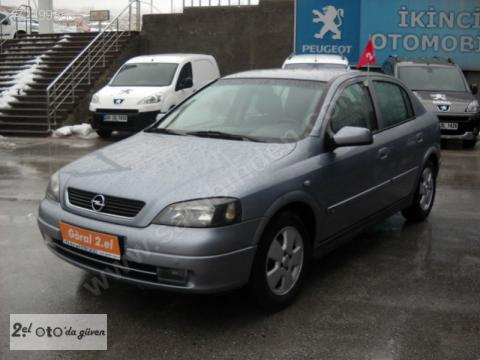 Opel Astra 1.6 MT Enjoy