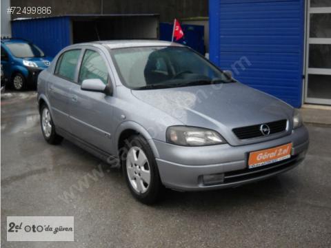 Opel Astra 1.6 MT Enjoy
