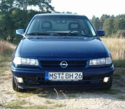 Opel Astra 1.6 Si