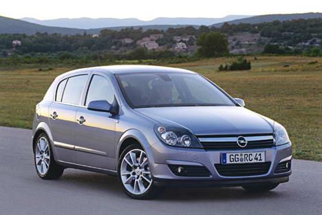 Opel Astra 1.9 CDTI 120hp
