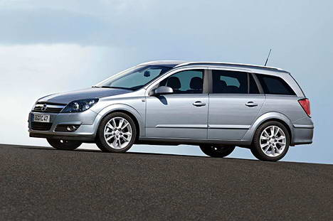 Opel Astra 2.0 Caravan Enjoy Turbo