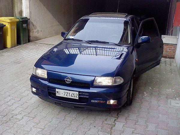 Opel Astra 2.0 16V