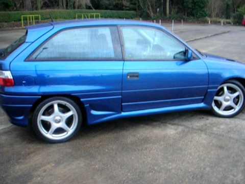 Opel Astra 2.0 OPC MT