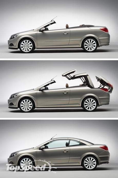 Opel Astra TwinTop 1.6 Turbo