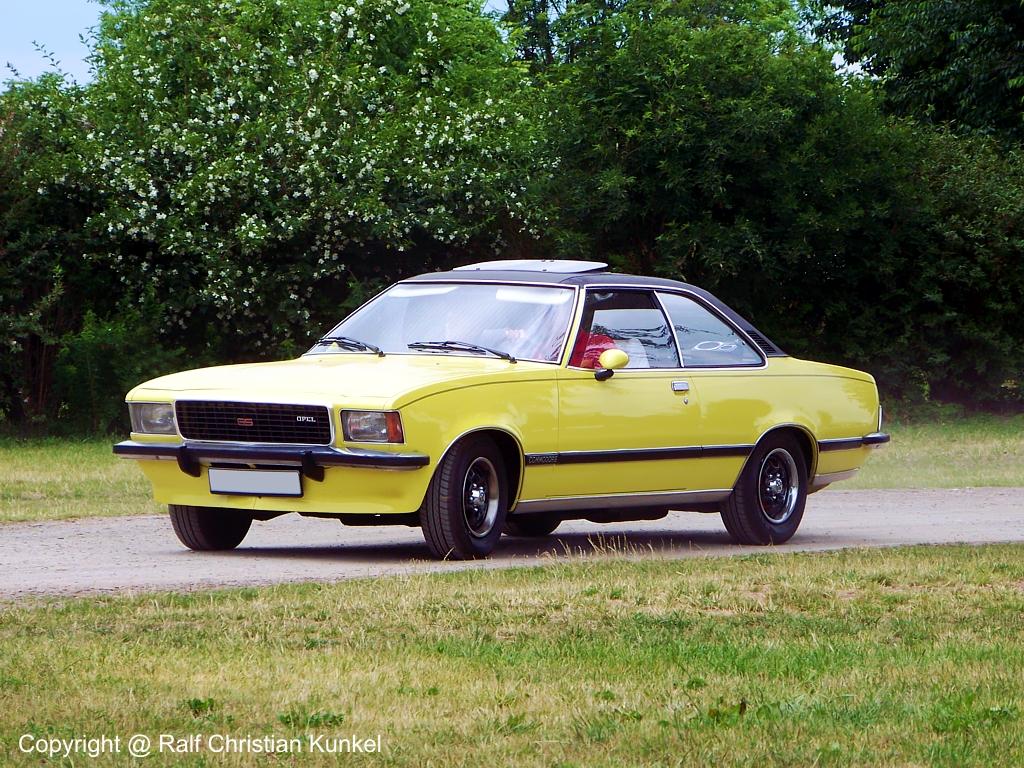 Opel Commodore 2.8