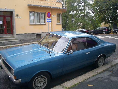 Opel Commodore 2.5