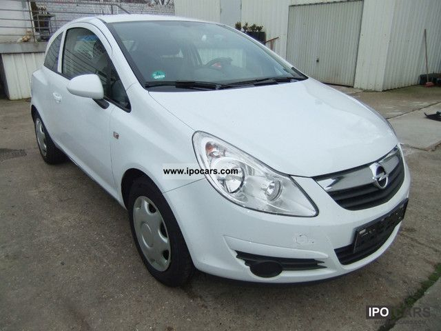 Opel Corsa 1.2 LPG