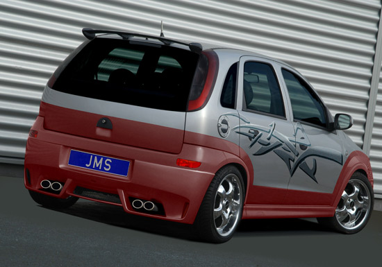 Opel Corsa 1.6 Elegance